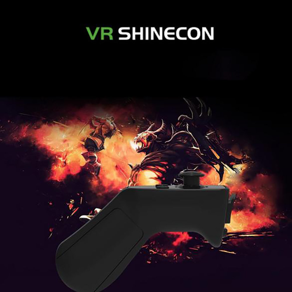 VR Shinecon SC-RA8 Contrôleur de jeu avec Bluetooth 13
