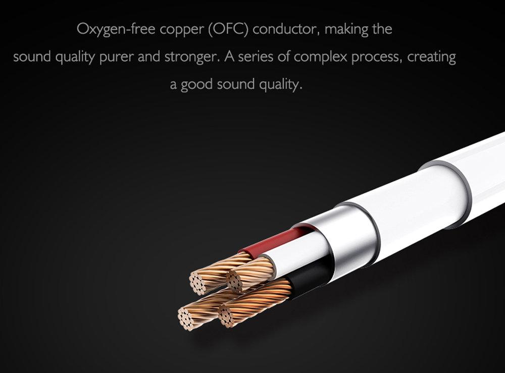 Câble flexible connecteur Jack Audio auxiliaire 3.5 mm - accessoire smartphone 16