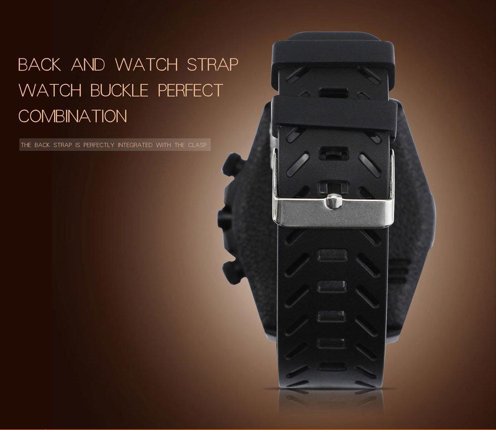 accessoire smartphone - montre connectée et téléphone SmartWatch RS500 17