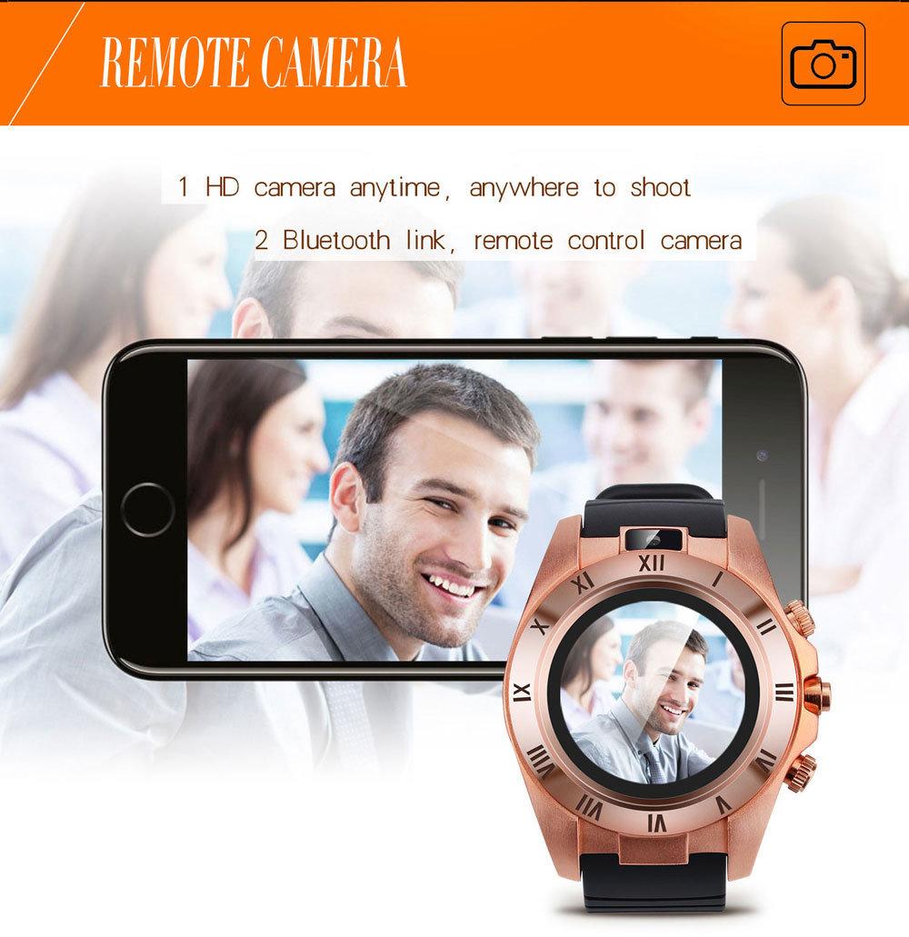 accessoire smartphone - montre connectée et téléphone SmartWatch RS500 15