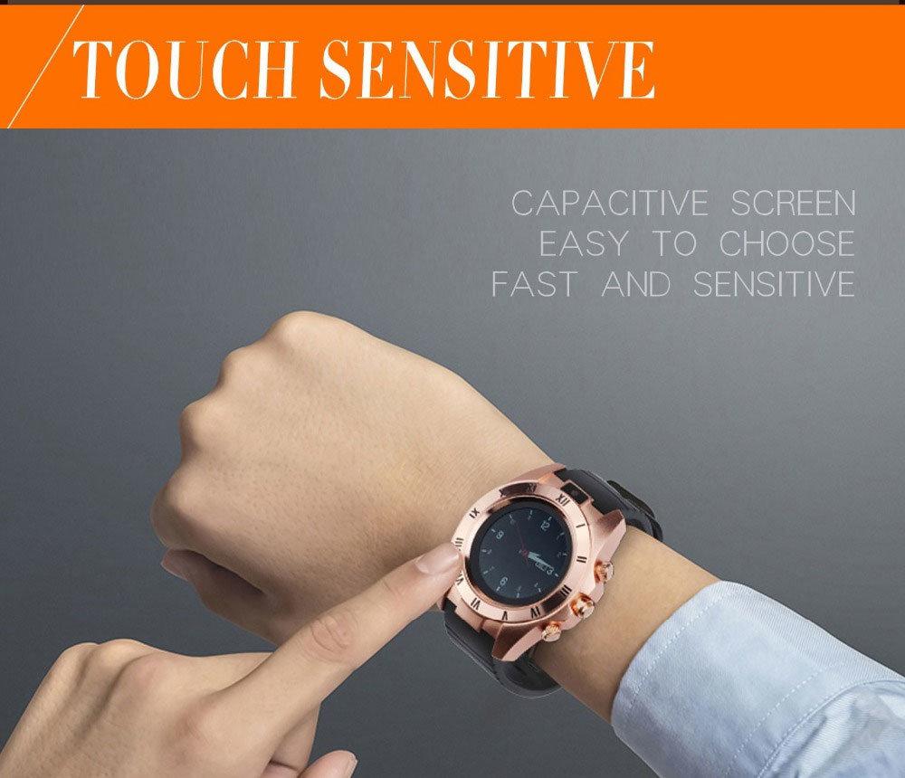 accessoire smartphone - montre connectée et téléphone SmartWatch RS500 12