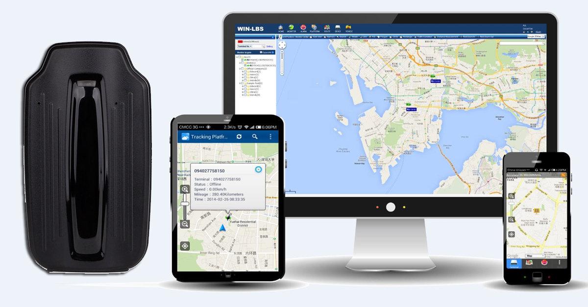 Traceur GPS Magnétique StarGPS-209A pour la géolocalisation des véhicules en temps réel et longue durée de veille 24