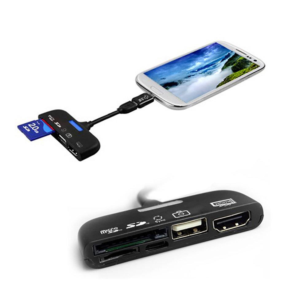 Câble Micro USB MHL vers HDMI 12