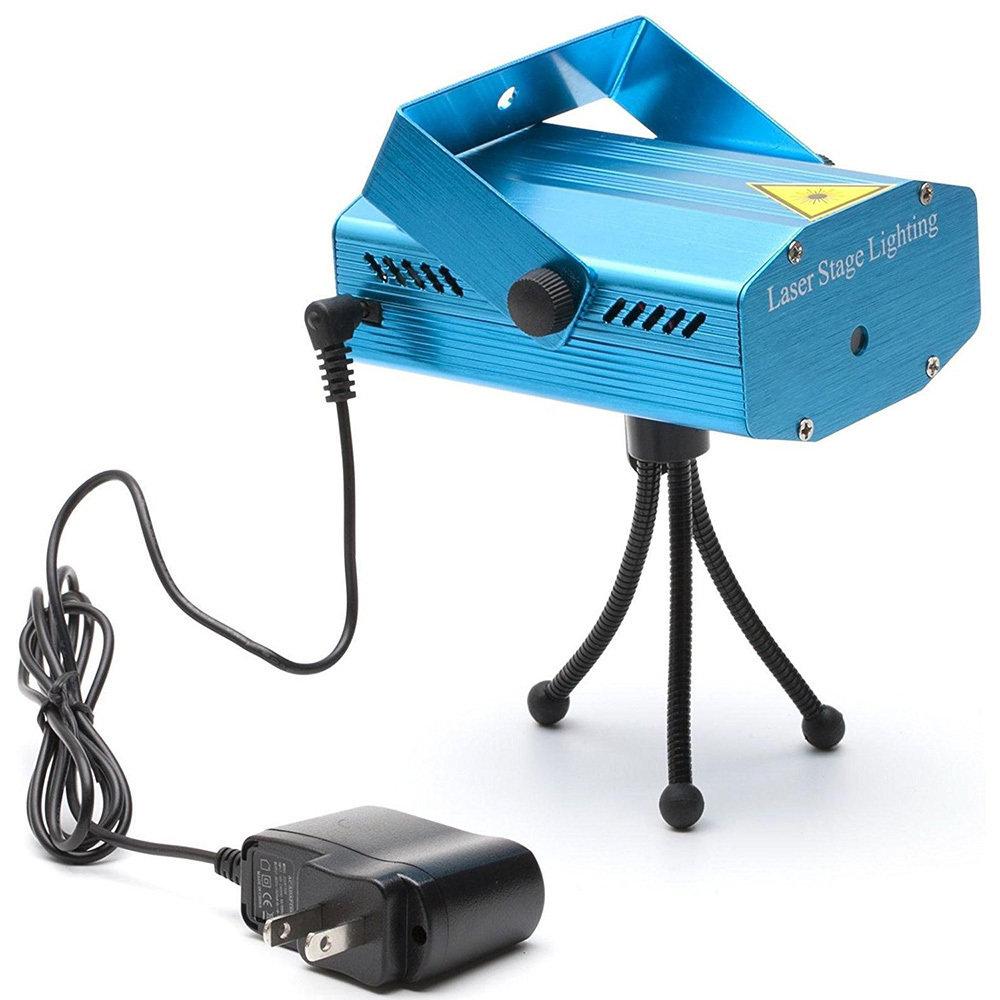 Projecteur d'éclairage lumière laser de scène12