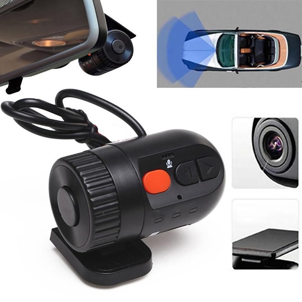 Enregistreur vidéo DVR voiture Caméra de recul arrière de caméra 120 degrés HD 1080P G-Sensor11