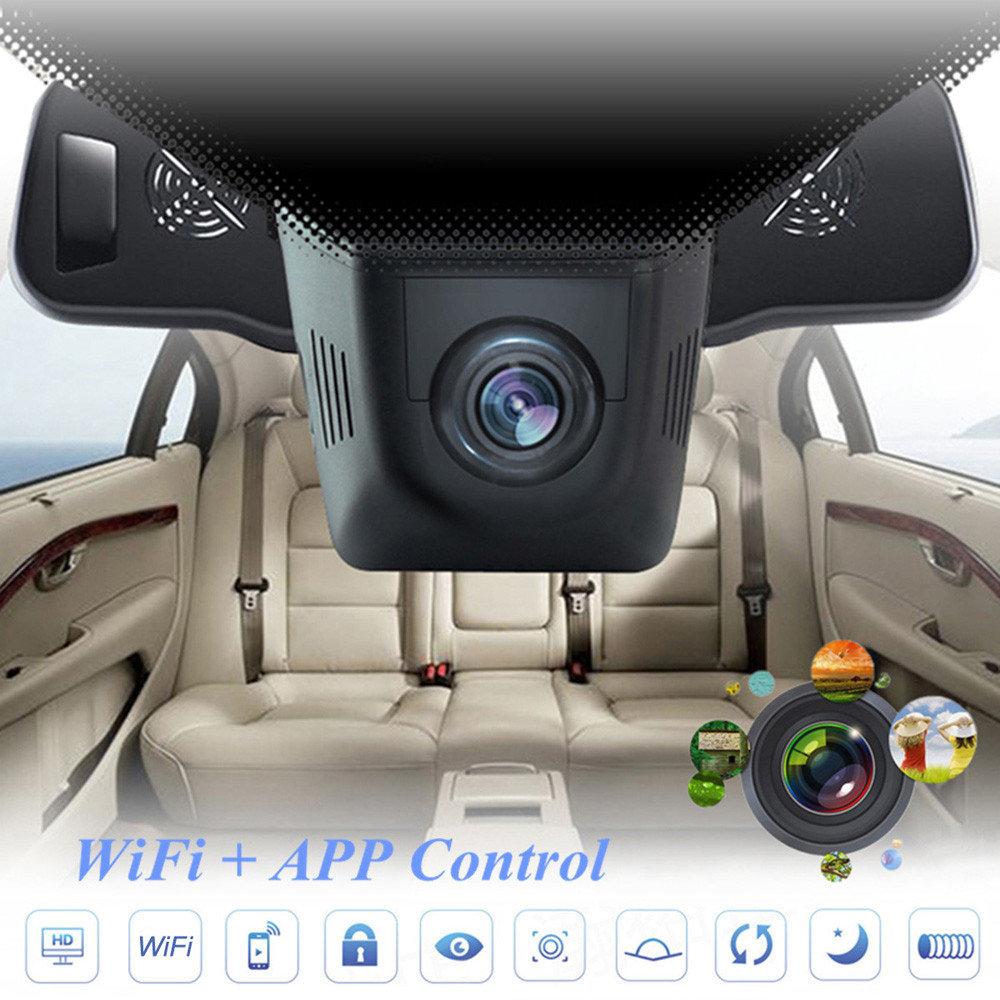 DashCam WIFI Double Caméra pour Voiture 19
