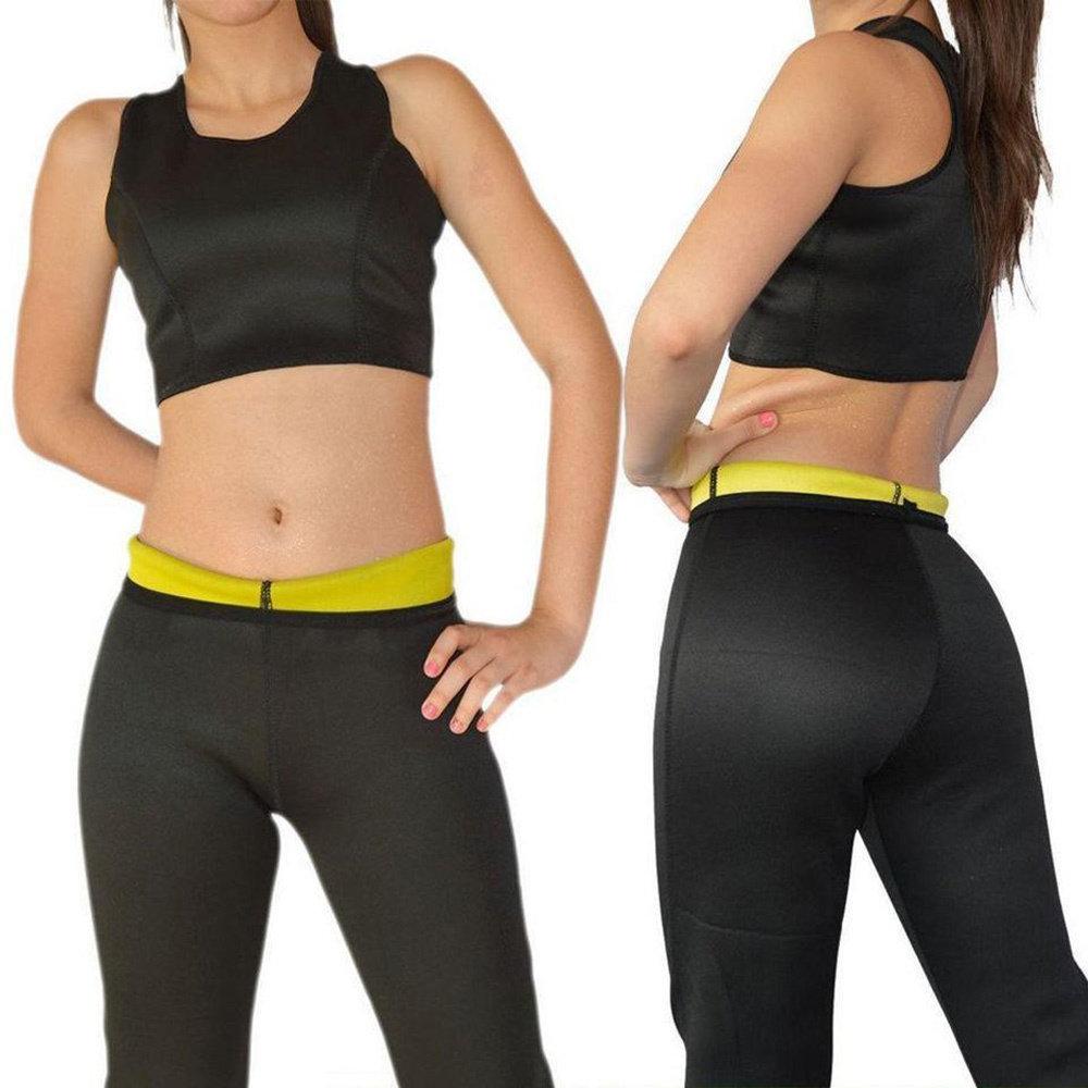 Pantalon minceur hot shapers pour une silhouette remodelée / Homme & Femme 16