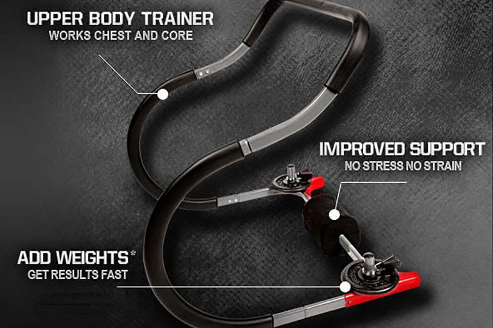 Appareil d'exercices haut du corps Ab Roller 11