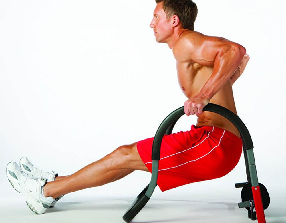Appareil d'exercices haut du corps Ab Roller 14
