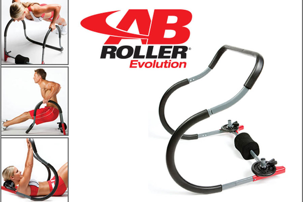 Appareil d'exercices haut du corps Ab Roller 16