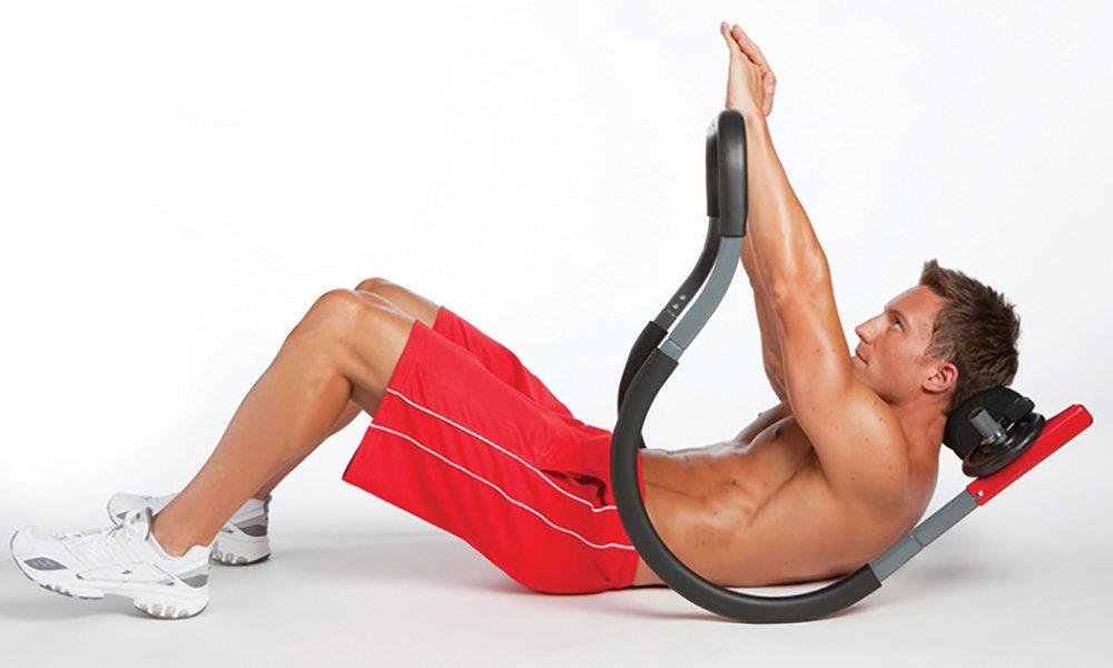 Appareil d'exercices haut du corps Ab Roller 27