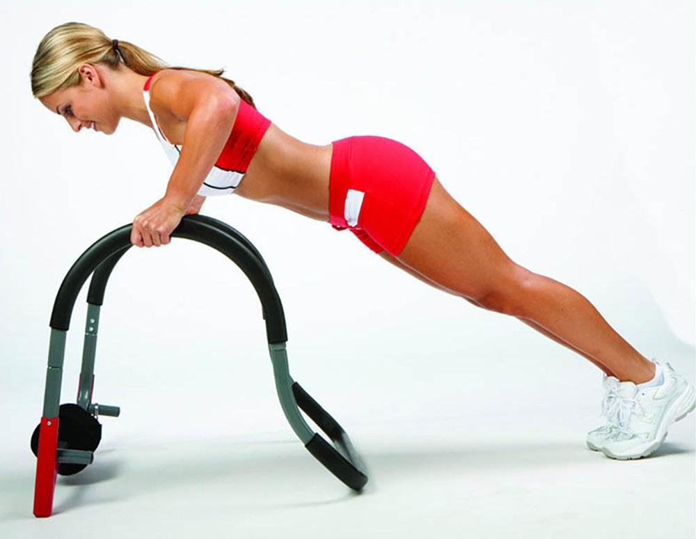 Appareil d'exercices haut du corps Ab Roller 13