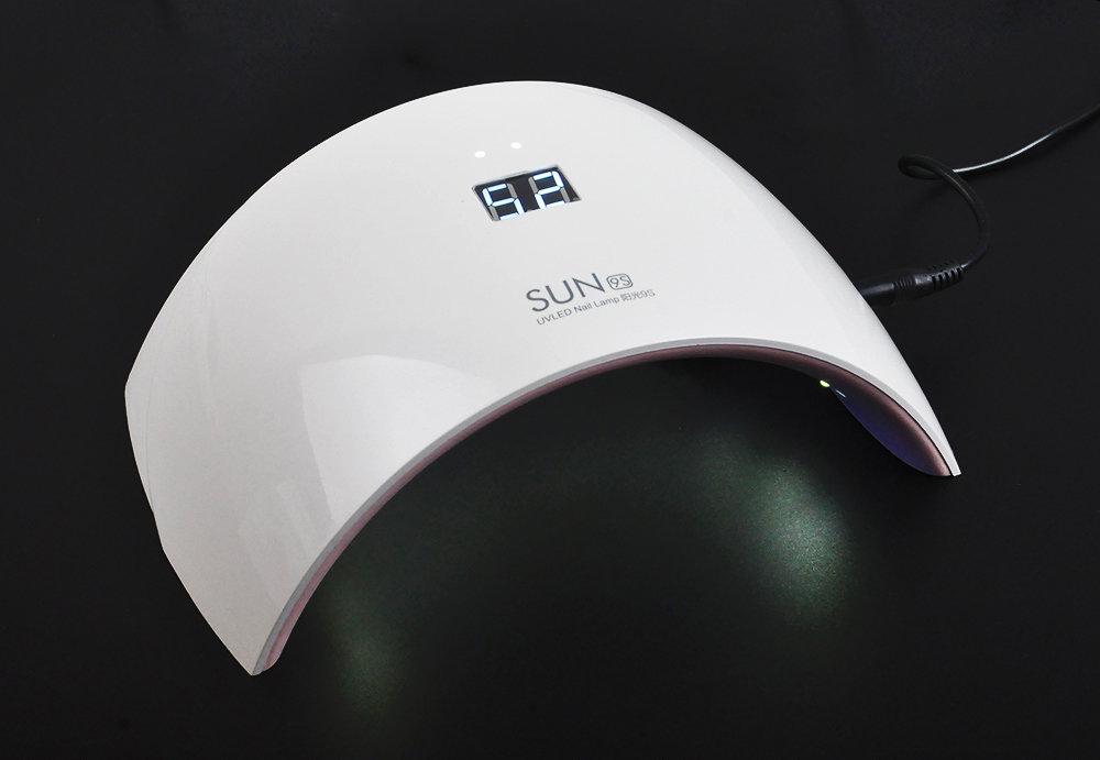 Sèche Ongles SUN 9S pour Gel à Ongles avec Lampe UV 15