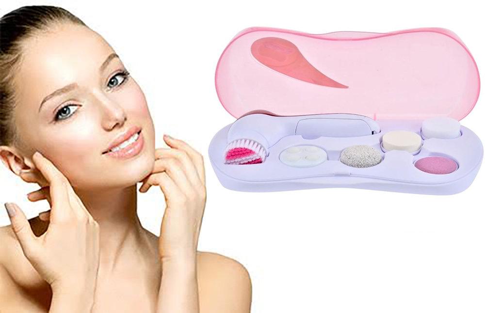 Appareil de nettoyage et massage du visage 6 en 1-11