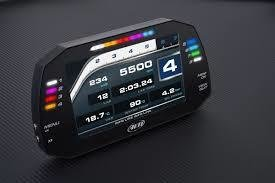 Aim MXS Dash display