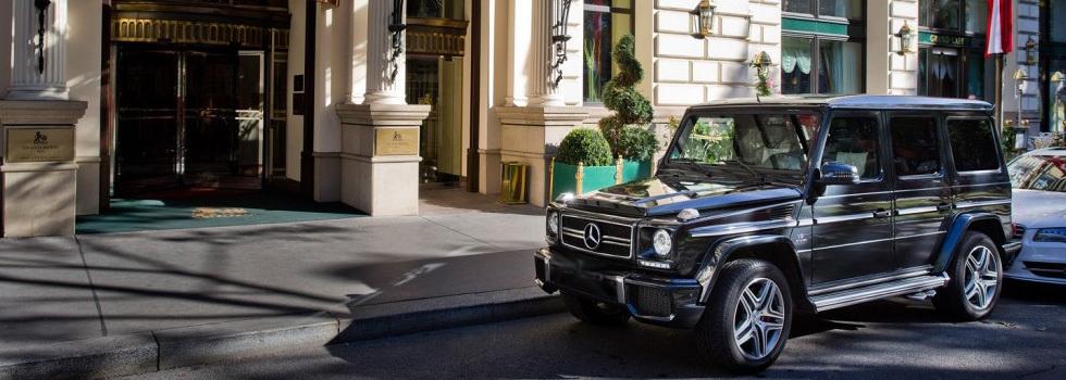 Auto Exotic Rental Houston Mercedes G550 Wagon