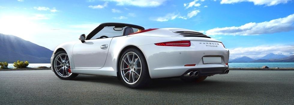Auto Exotic Rental Houston Porsche Carrera 911 S Convertible