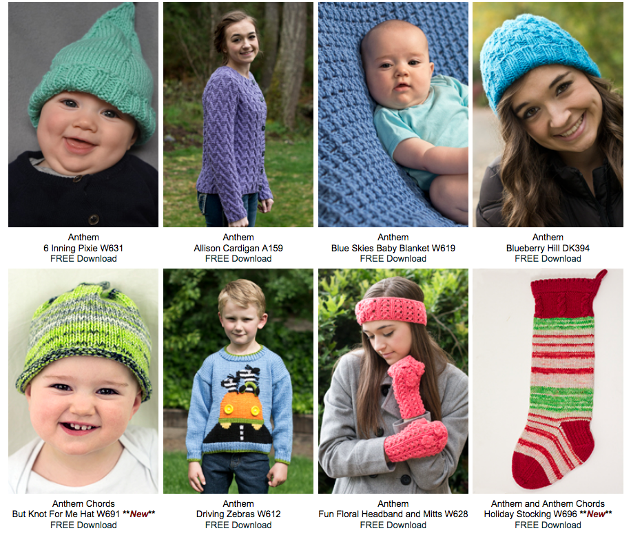 Anthem Yarn Patterns 1