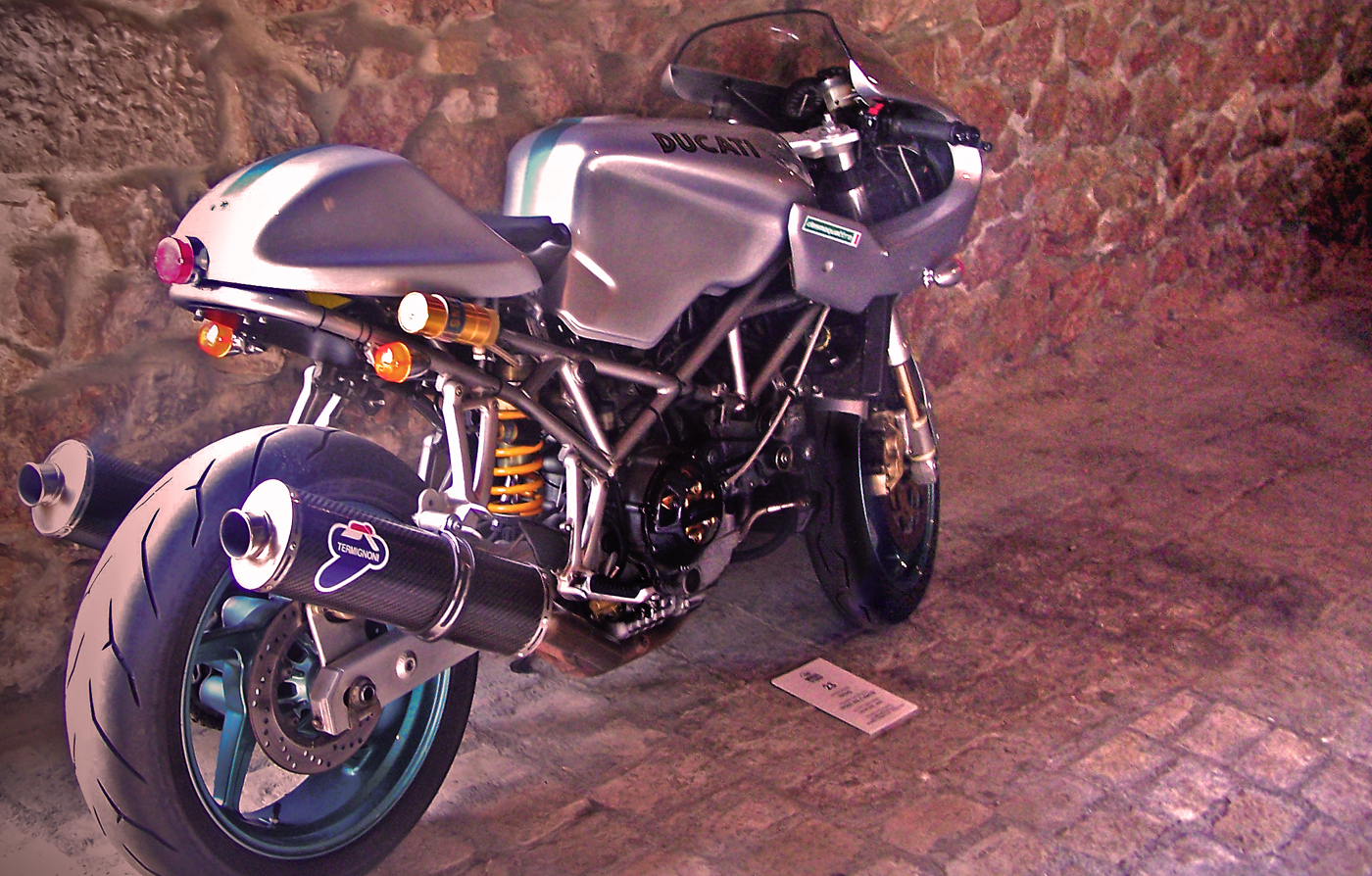 Ducati ST Cafe-Racer Conversion Kit