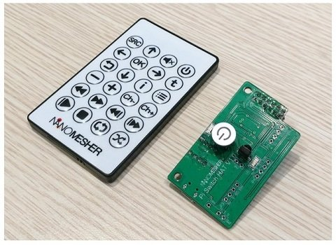 Nanomesher Hackable Pi Switch Cap 4 54 5 out of 5  stars550%50%450%50%30%0%20%0%10%0%See all reviews 2 reviews | 2 questions