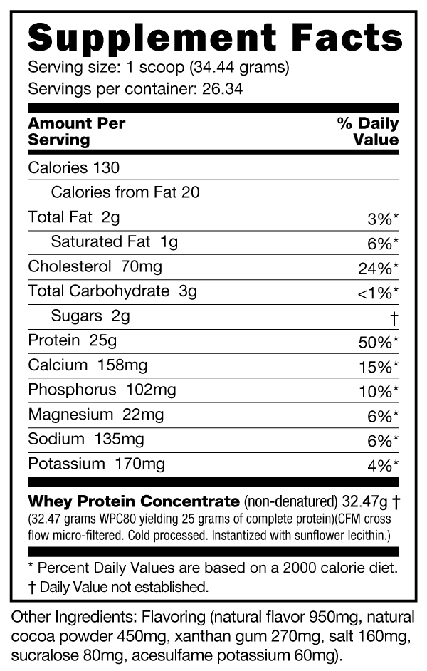 Classic Whey Protein - Ice Cream & Cookie Dream