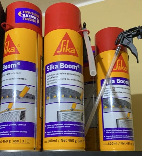 PRODUCTOS SIKA SIKABOOM