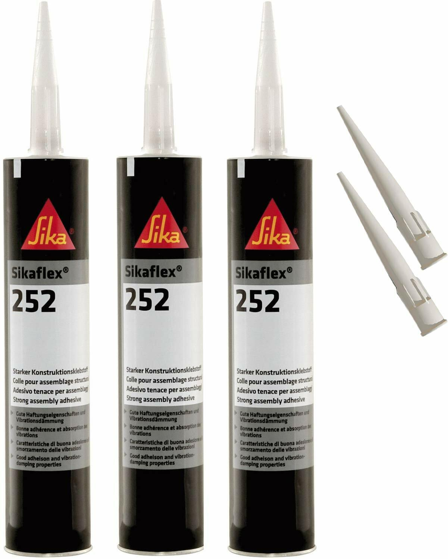 sikaflex 252 negro precio