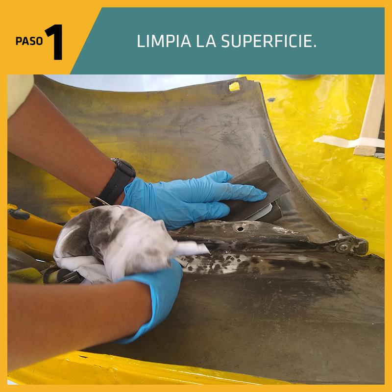 limpiar superfice