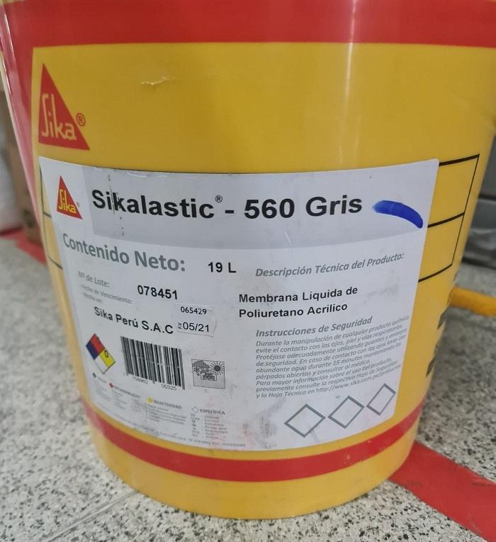 sikalastic 560 peru