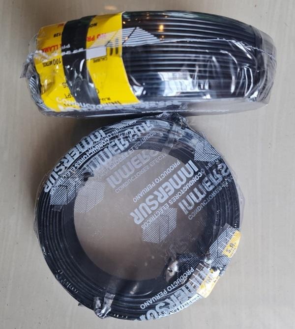 cable negro gpt peru
