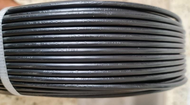 CABLE TW 12 INDECO NEGRO ORIGINAL
