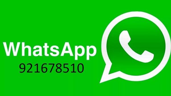 whatsapp indeco