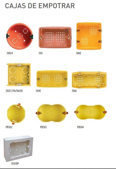 caja modular bticino peru