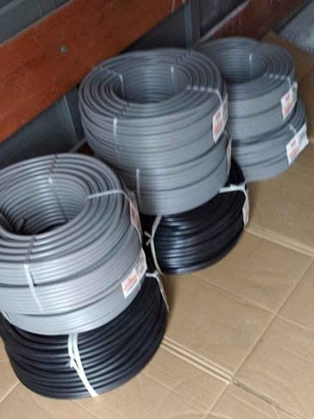 cable vulcanizado 2x10