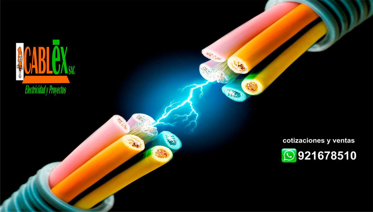 venta de cables peru
