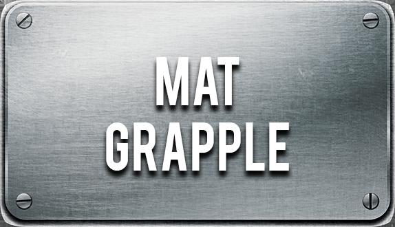 Skid Steer Mat Grapple Attachment