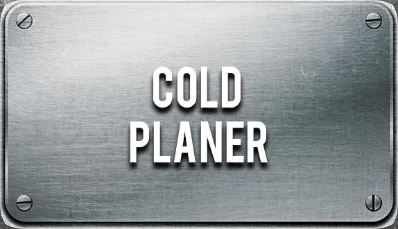 Skid Steer High Flow Cold planer