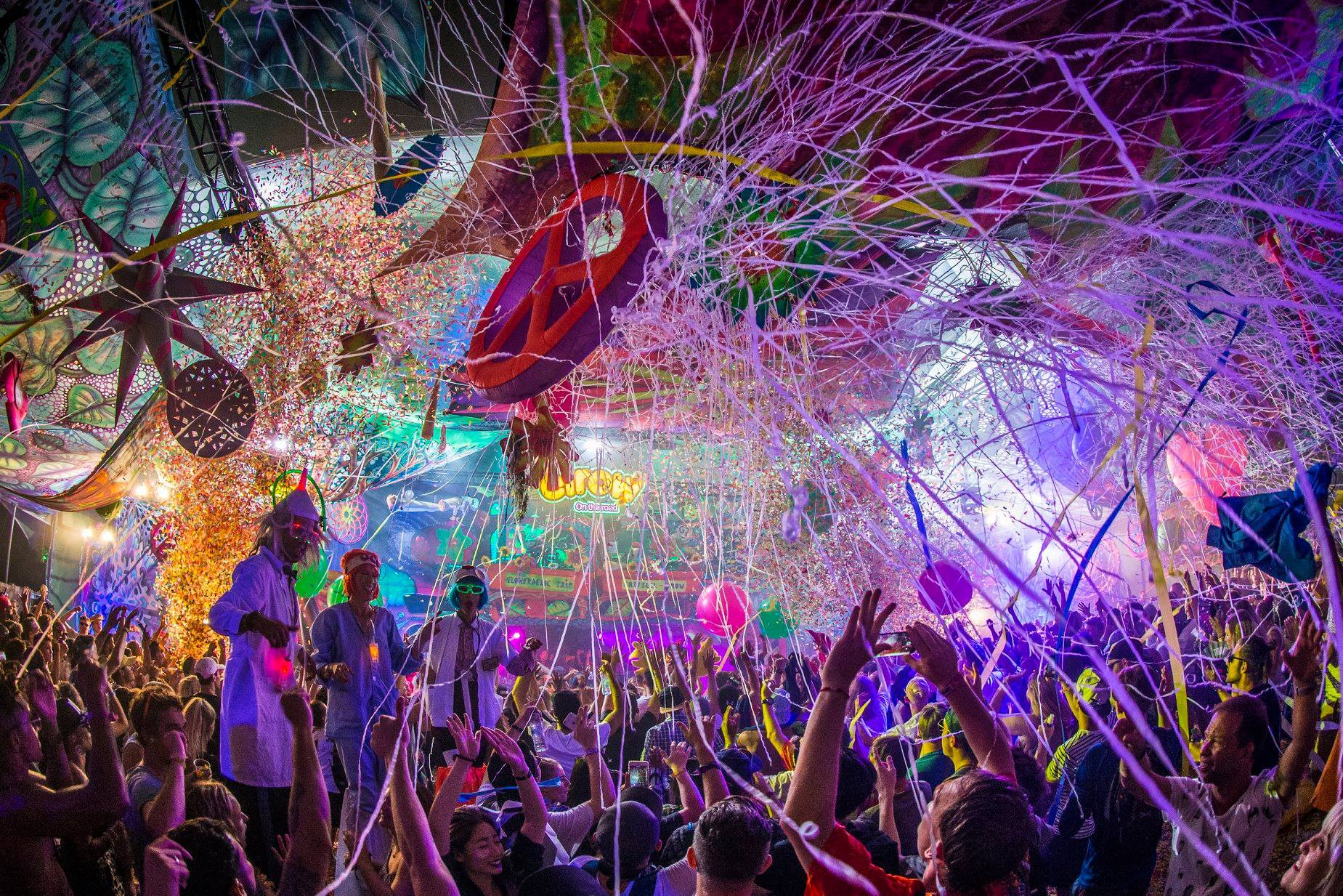 Amnesia Ibiza - Elrow - Ibiza open bar and clubbing packages