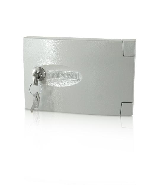 BLINDOOR : Boitier de débrayage pour rideau métallique à clé pour dépannage extérieur en cas de coupure de courant