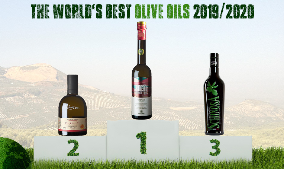 World's Best Olive Oil Competitions
