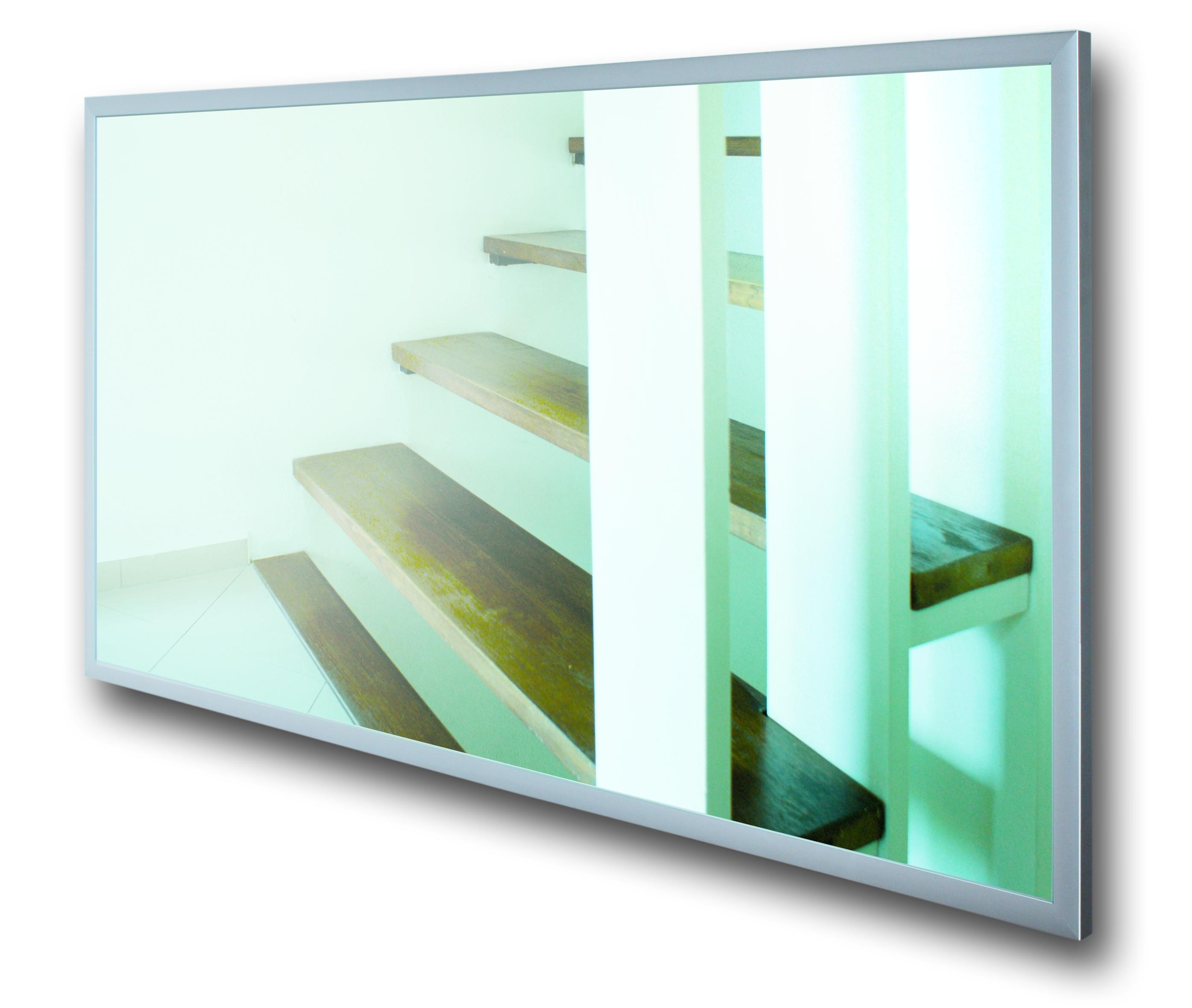 Panel radiante infrarrojo