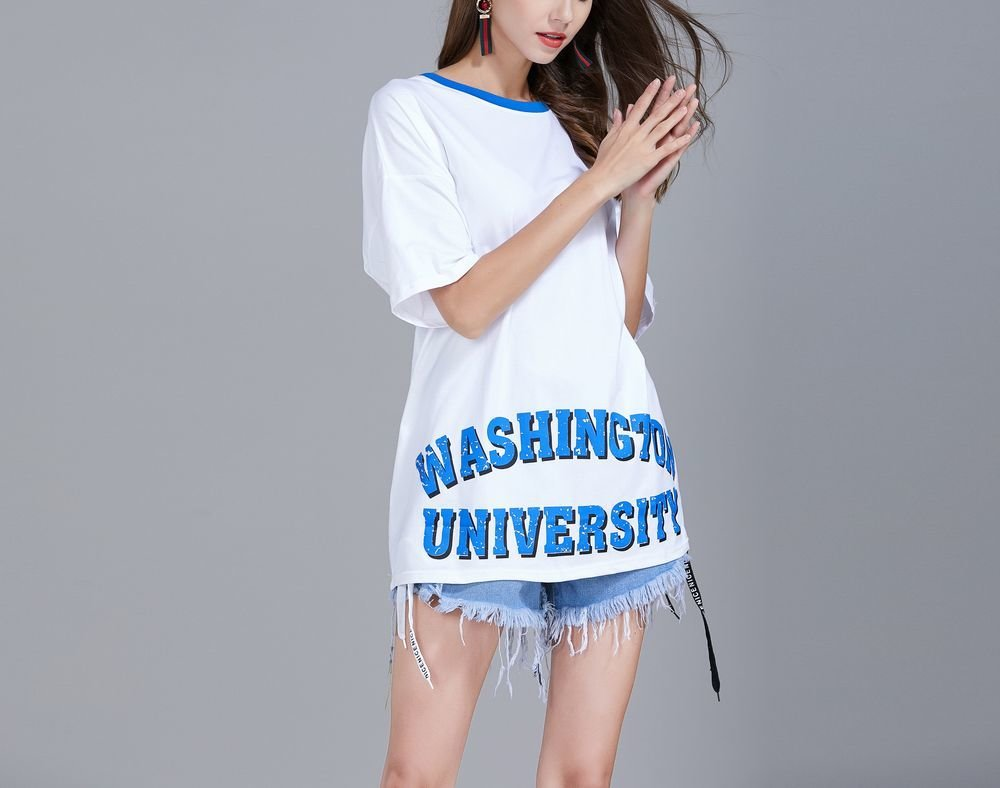 Washington University Knit Top