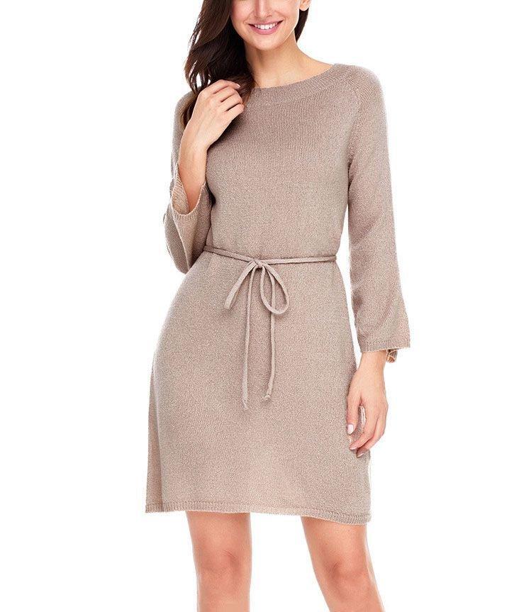 Knitwear Work Dress