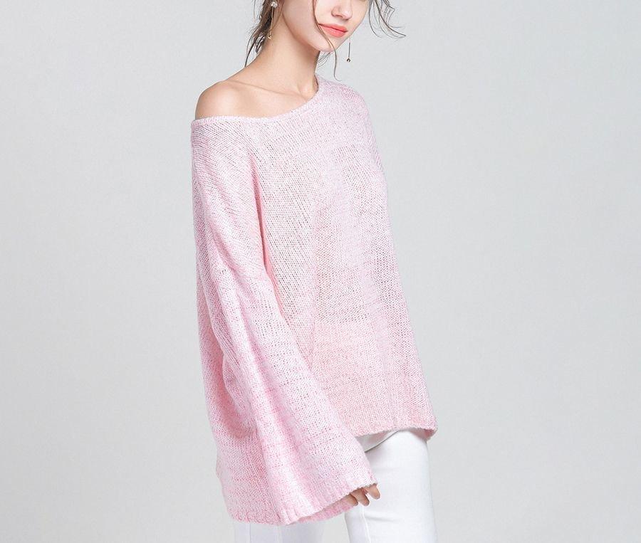 Lightweight Knit Tunic Top
