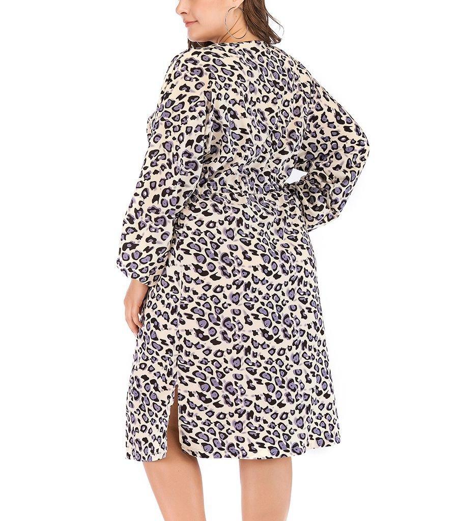 Animal Print Dress for Work