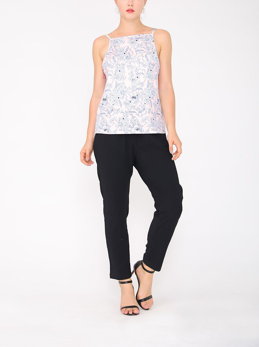 Floral Camisole Top