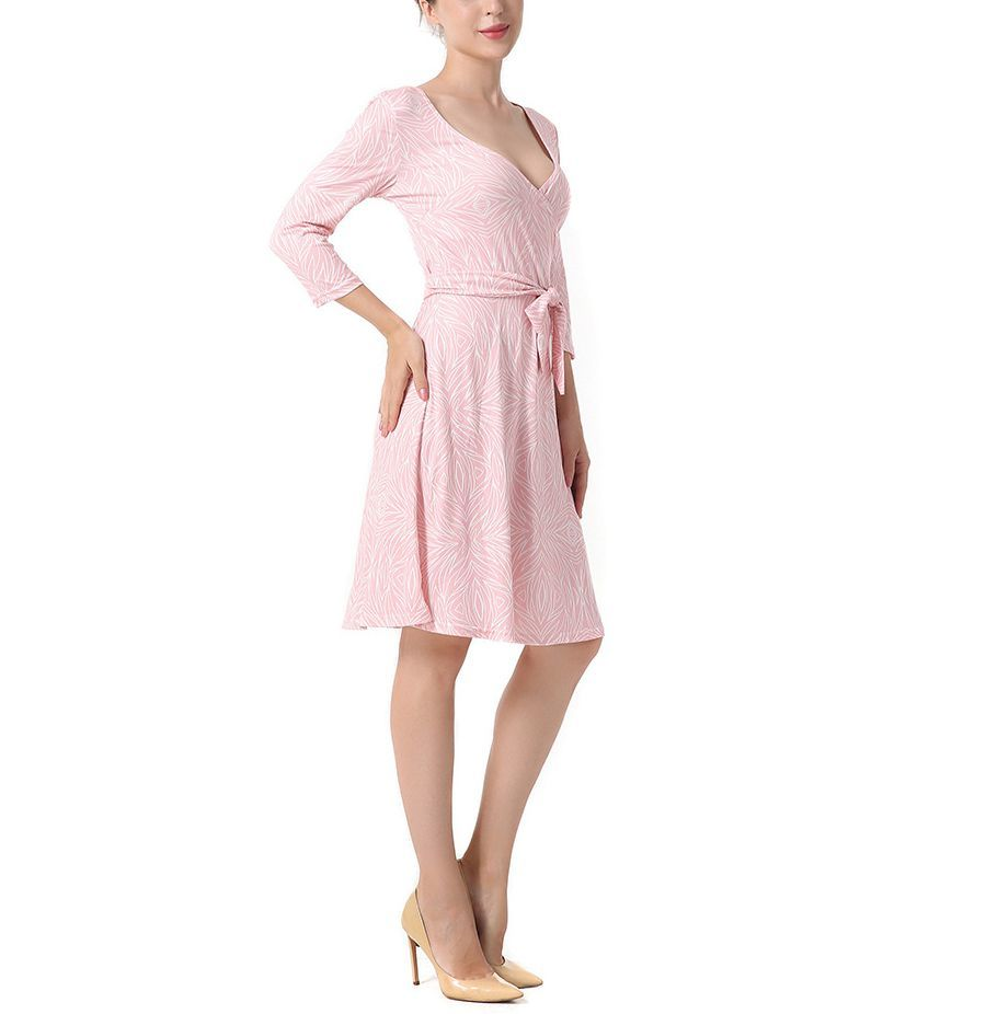 Cocktail Dress with Sweetheart Neckline