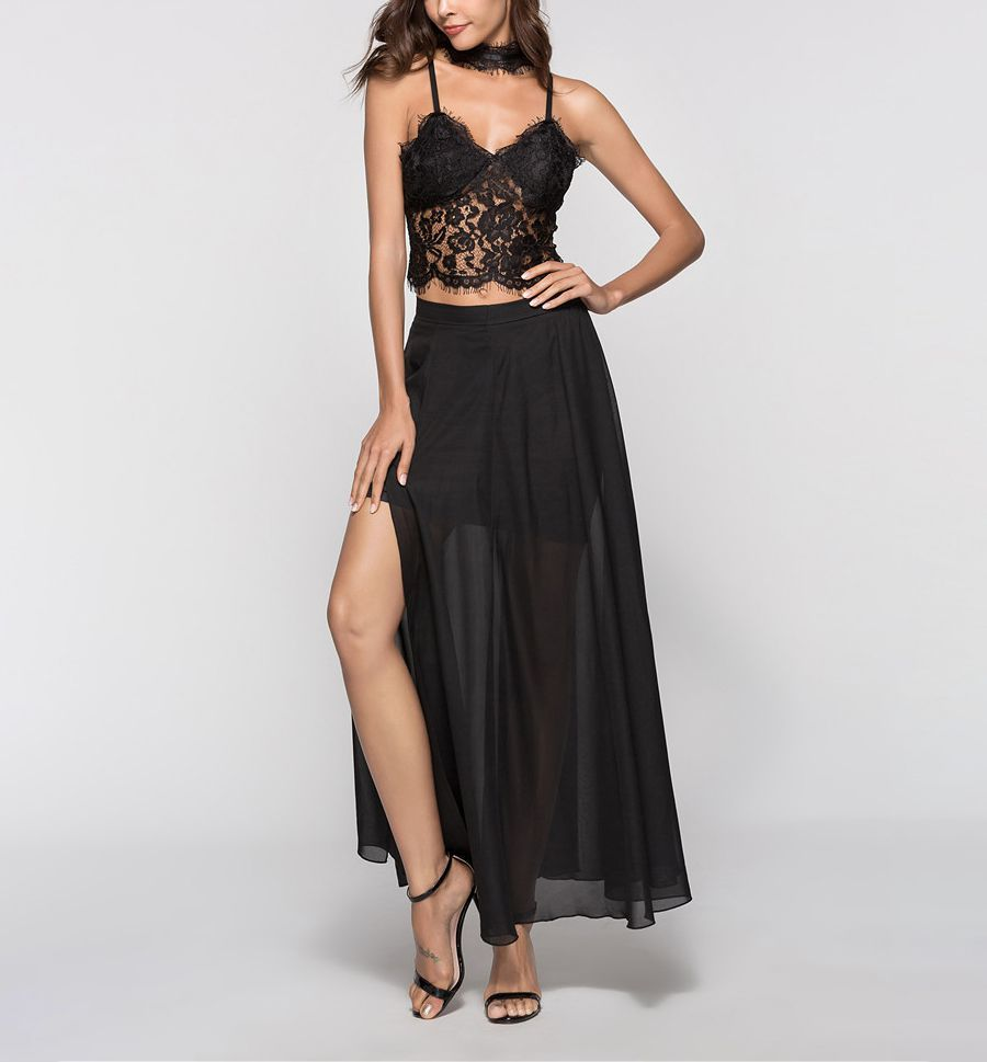Lacy Camisole Top