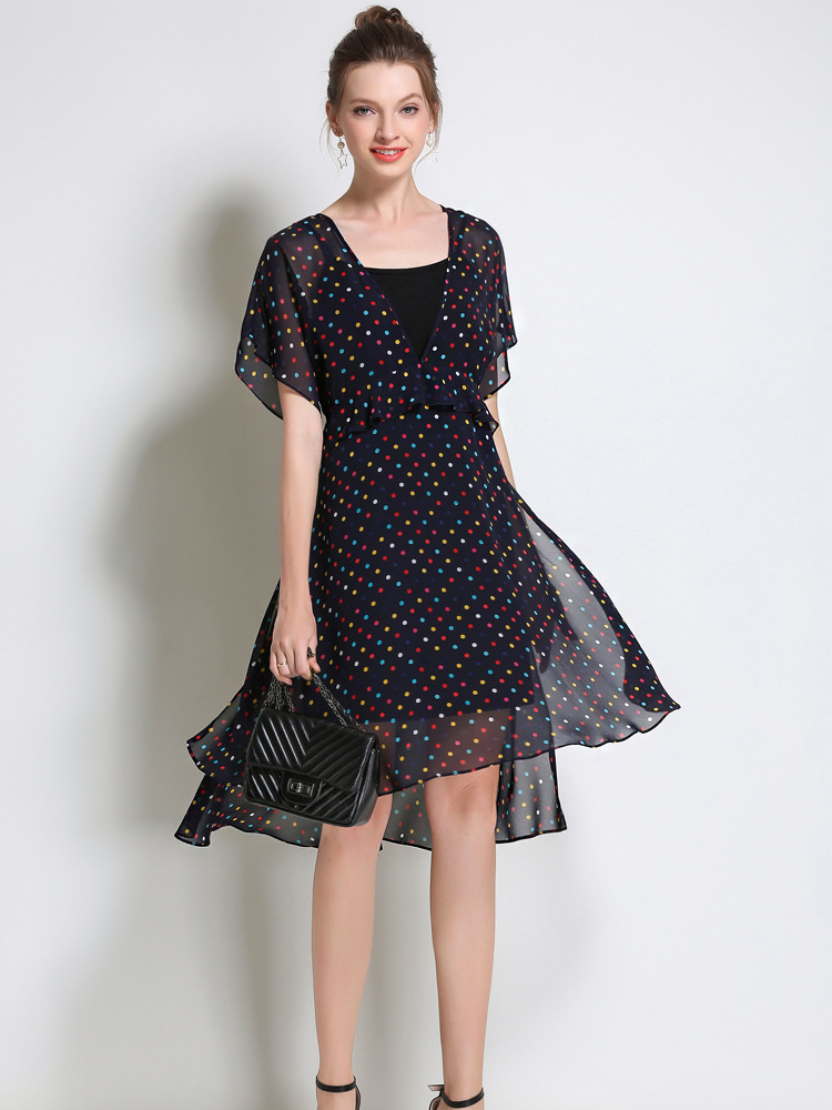 Modern Chiffon Cocktail Dress