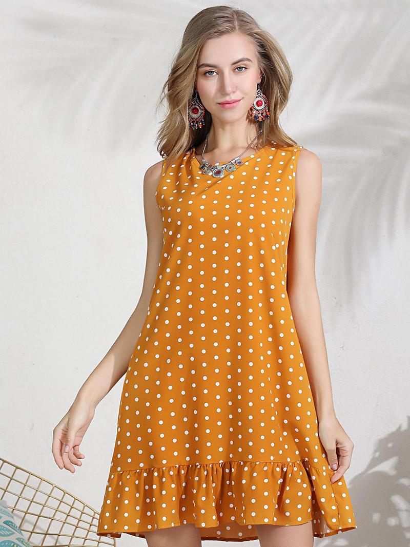 A-Line Casual Dress